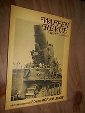 Waffen Revue Nr. 21