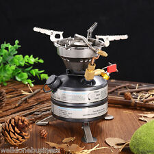 BRS - 12A Portable Gas Stove Burner Travel Outdoor Tool for Camping Hiking