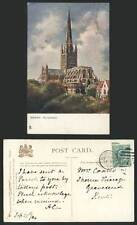 Raphael Tuck & Sons Collectable Norfolk Postcards