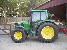 John Deere 6020 - 6620 Tractor Service Repair & Technical Workshop Manuals.