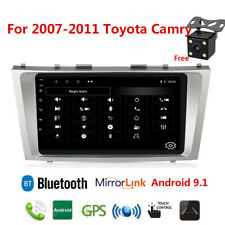 Android 9.1 Car Radio Stereo For TOYOTA CAMRY 2007-2011 GPS Navigation FM WIFI