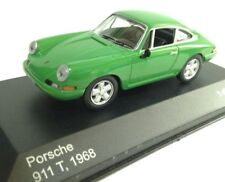 Porsche 911 T 1968 WHITEBOX coche 1/43 DIECAST