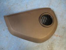 VOLKSWAGEN TOUAREG 7L 3.0 V6 TDI 2002 - 2007 Dashboard Left Side End Cover Trim