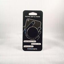 PopSockets Single OEM - Black PopSocket Universal Phone Grip & Stand