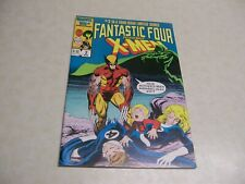 Fantastic Four VS The X-Men (Marvel Comic 25th Anniversary 1987) Vol 1 #2