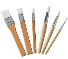 Hojas de hoja de oro y plata dorado cepillo conjunto dorado, Arte, Diseño