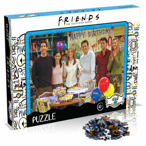 Friends: The Television Series - Happy Birthday - 1000 Piece Jigsaw Puzzle