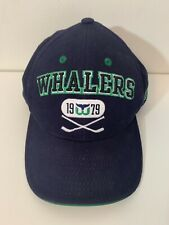 edf978aa5fe Hartford Whalers Old Time Hockey Fitted Cap NHL One Size Fits All