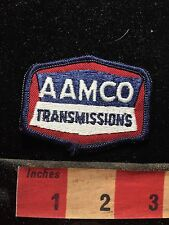 AAMCO TRANSMISSIONS Car / Auto Transmission Jacket Patch 75Y8