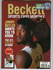NEW BECKETT SPORTS CARD MONTHLY PRICE GUIDE MAGAZINE NOVEMBER 2020, JIMMY BUTLER