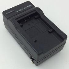 Battery Charger fit PANASONIC HC-V10 HC-V10K HCV100K HC-V500K HC-V700K Camcorder