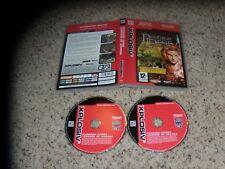 Dungeon Siege Legends of Aranna (PC, 2003) Near Mint Game