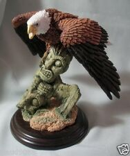 """COUNTRY ARTISTS  """"DEFIANCE - EAGLE"""" CA818 MINT FIGURINE MADE IN ENGLAND"""