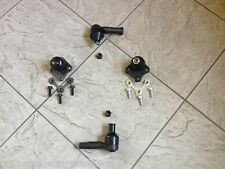 VW GOLF MK 4  TDi   SDI  98-04  TWO BOTTOM BALL JOINTS  TWO TRACK ROD ENDS