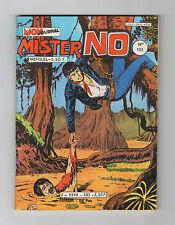 ► MISTER NO N°103 - LES EXECUTEURS DE LA FRATERNIDADE - MON JOURNAL - 1984