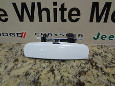 11-13 Dodge Charger Challenger New Exterior Door Handle Right Bright White Mopar