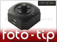 GENESIS DIGITAL USB FOLLOW FOCUS for Canon EOS 5D Mark II, 7D 60D 600D 550D