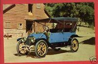 1912 HUDSON  CAR  PENNZOIL Z-7 MOTOR OIL ADV POSTCARD