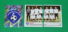 PANINI FOOTBALL FOOT 2007 CHAMOIS NIORTAIS NIORT COMPLET FRANCE 2006-2007