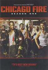 Chicago Fire Complete All Seasons 1 2 3 4  DVD Set Collection Series TV Show Lot