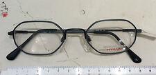 Eschenbach Titanflex 3766 occhiale nuovo vintage anni 90' blue opaco