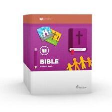 ALPHA OMEGA LIFEPAC BIBLE GRADE 2 HOMESCHOOL WORKBOOKS SET NEW!