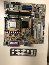 Motherboard ASUS P4S8X-MX Socket 478 with I/O Plate