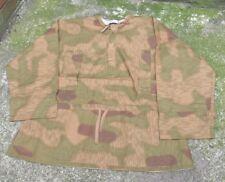 WWII GERMAN Army Wehrmacht Tan & Water Smock Size II WW2 Repro Camo Uniform NEW