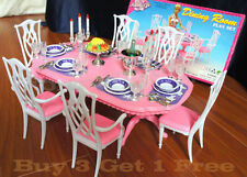NEW FANCY LIFE DOLL HOUSE FURNITURE NEW DINING ROOM (9712)