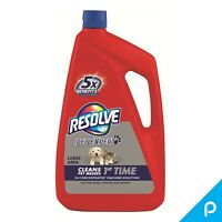 Resolve Pet Carpet Steam Cleaner Solution, 2X Concentrate 48 oz