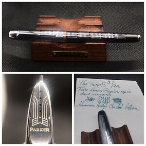 Parker IM Premium 5th Twin chiseled pen