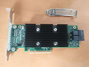 DELL 12Gb/s HBA330 w/ 2 CABLES SAS3008 LSI 9300-8i IT MODE ZFS PC UNRAID TRUENAS