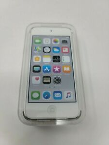 New Sealed Apple iPod touch 6th Generation Silver (128 GB) MKWR2LL/A