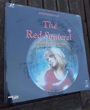 THE RED SQUIRREL - NANCHO NOVA  LASERDISC NEW & SEALED