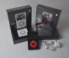 Apple iPod classic 5th Generation U2 Special Edition Black 30GB--90days Warranty