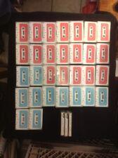 Jerhoam Cassette Tapes~Lot Of 33~1993/1994/1995/1996/1997/1998/1999/2000