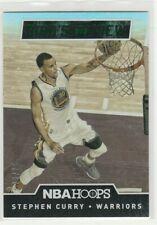 2015-16 Panini NBA Hoops Bird's Eye View Holo Green 22/25 #12 Stephen Curry