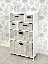 Wood More than 200cm 6 Chests of Drawers