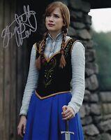 ELIZABETH LAIL  W/ COA signed 8x10 autograph photo OUAT