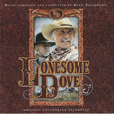 LONESOME DOVE-Original Soundtrack by Basil Poledouris OOP CD