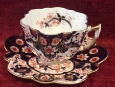 SHERLLEY LATE FOLEY WILEMAN JAPAN PATTERN 6075. CUP AND SAUCER