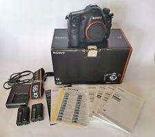 Sony Alpha ILCA-A99 DSLR Camera A-mountFull Frame 24,3 MP + Minolta 50 1.4 AF