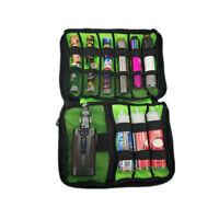 VAPE bags vape case carrying bags for mods,rdta,tanks,coiljigs 18650 BATTERY