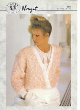 Chevy Nougat Knitting Pattern Cardigan 1190