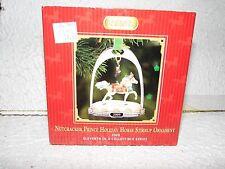 Breyer Horse 2009 Porcelain Stirrup Ornament Nutcracker Prince
