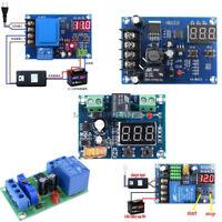12V-36V 6-60V Battery Charging Control Low Voltage Disconnect Protection Module