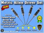 Yuneec Drone Metric Allen Driver Tool Set