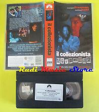 VHS film IL COLLEZIONISTA 2000 Morgan Freeman Ashley Judd PVS 70713 (F66) no dvd