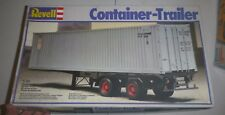 Revell 7416 TR50 Container Trailer 1/25 MODEL CAR MOUNTAIN NIB