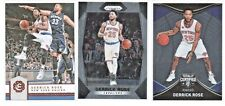 DERRICK ROSE - Basketball NBA Cards LOT (3 Cards)